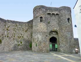 Carmarthen Castle